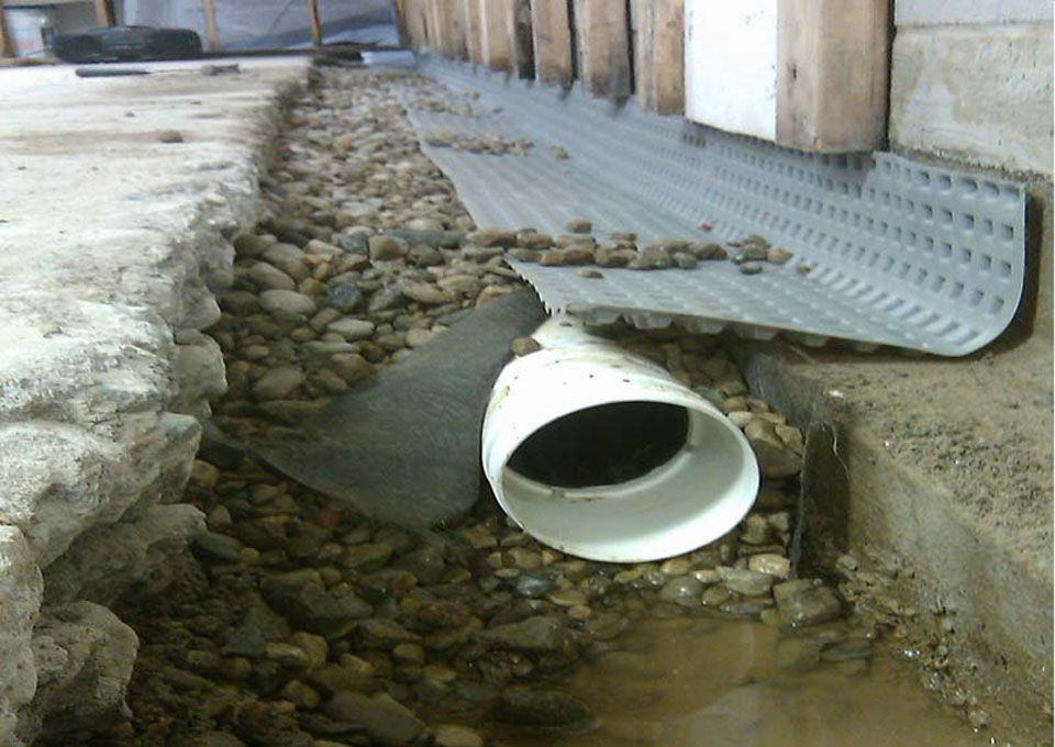 Water Management Solutions Stonehenge Foundations